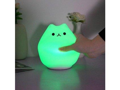 Mačička Katy – nočné svetielko