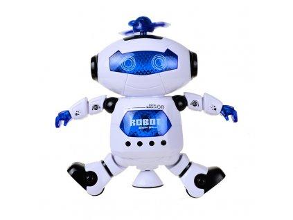 interaktivni tancici robot (1)