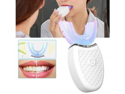 Automatický zubní kartáček - Smart whitening (Barvy modrá)
