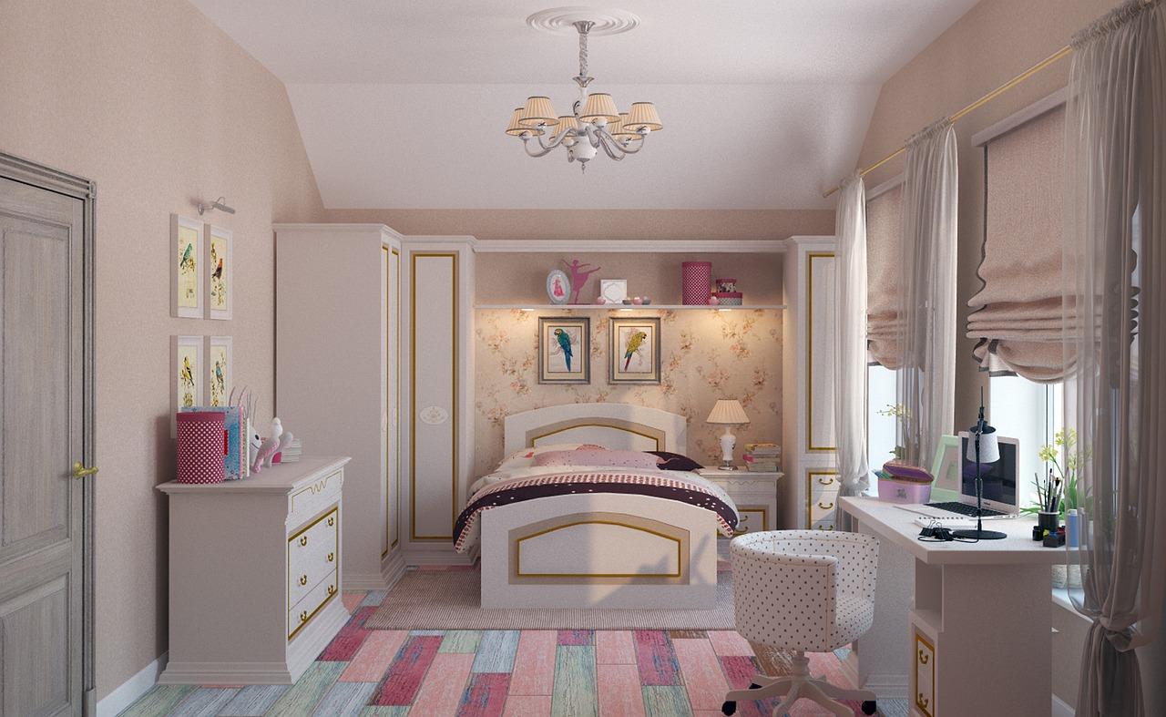 Co děti ve svém pokojíčku ocení?