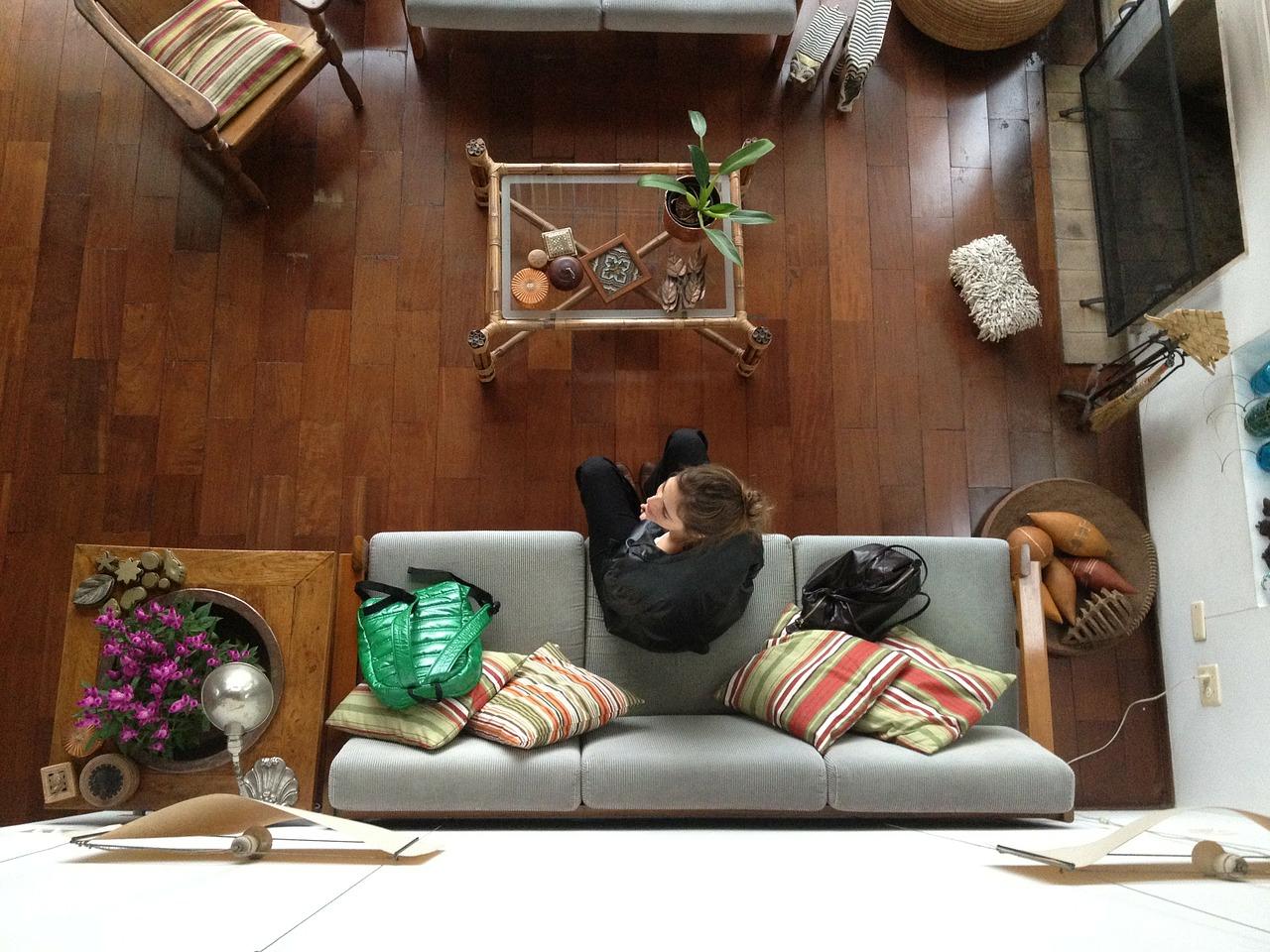Jak oživit obývací pokoj