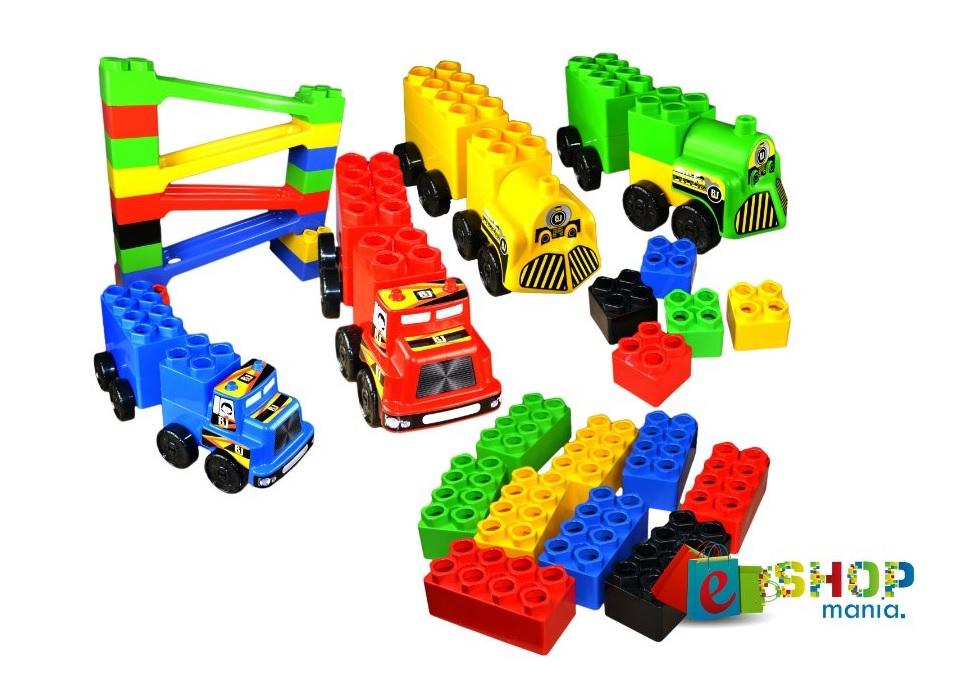 Děti a stavebnice. Co jim přináší oblíbená hračka?