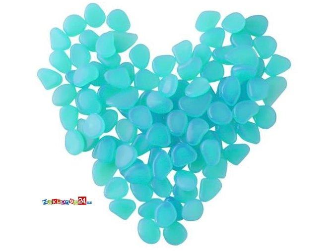 pol pl Kamienie swiecace zestaw 100szt niebieskie 13709 1