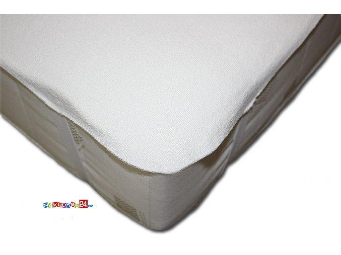 Chránič matrace STANDARD s PU zátěrem (Rozměr 90x200 cm)