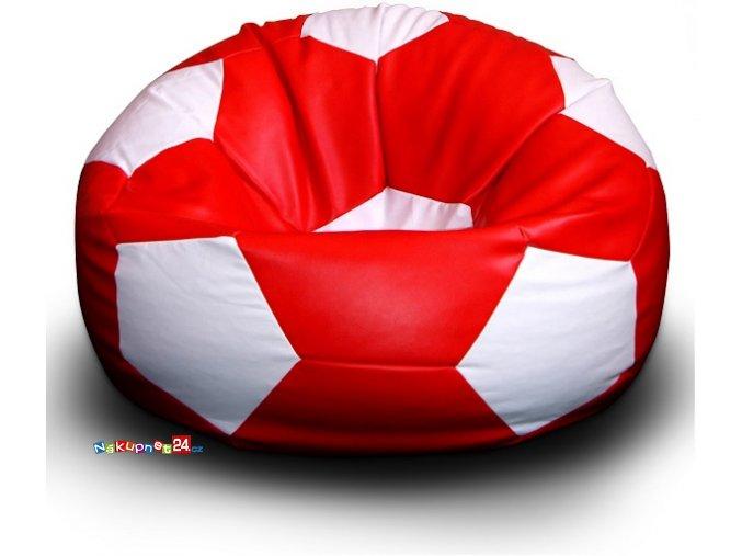 červeno bílý