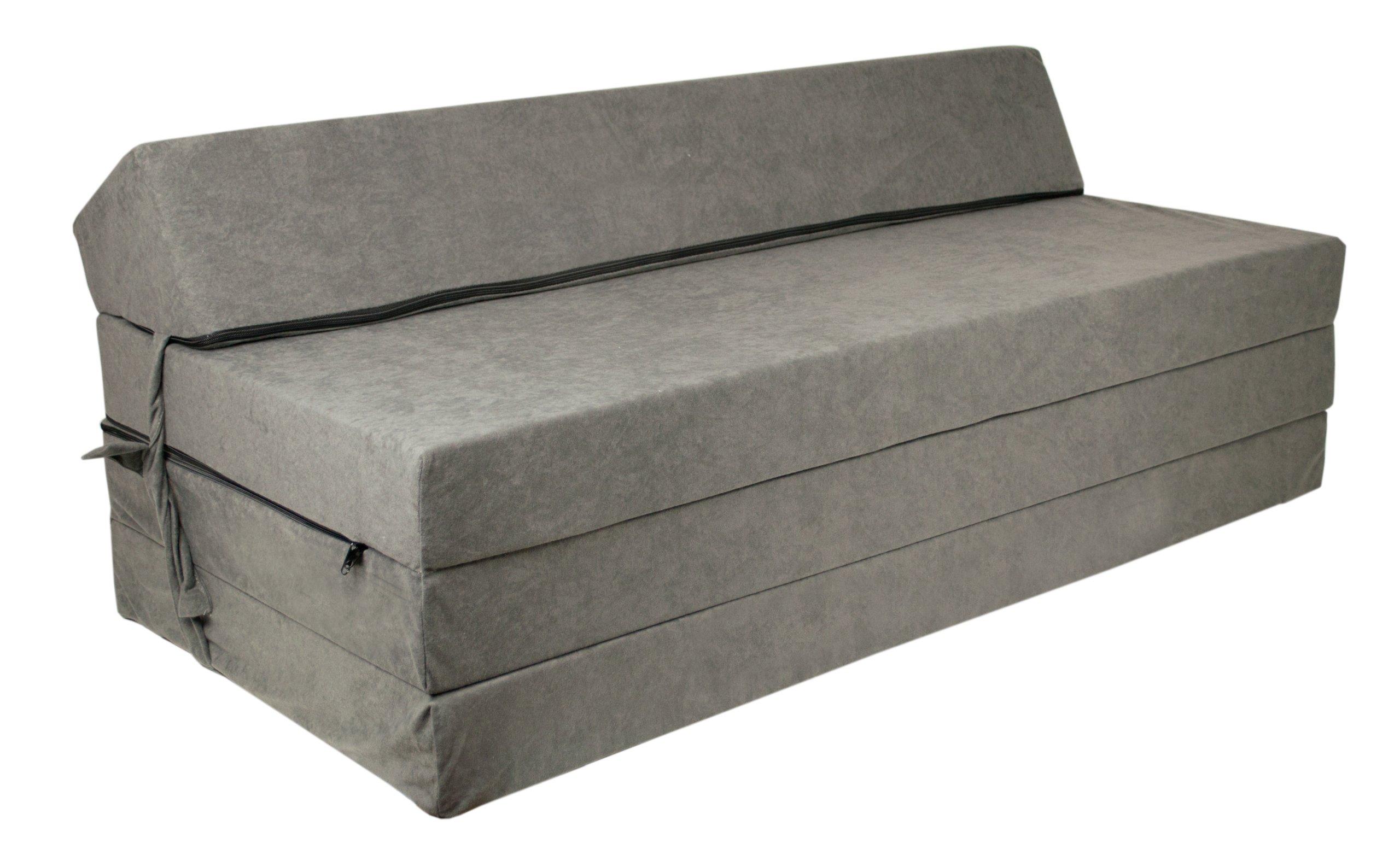 FIMEX Rozkládací matrace EVA VZOR: šedá