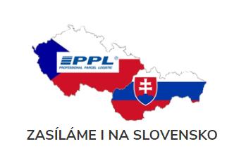 Zasíláme na Slovensko