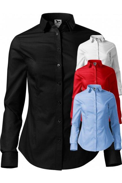 Style LS 229 Košile dámská, Adler Malfini