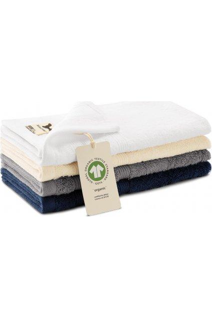 Organic 916 Malý ručník unisex