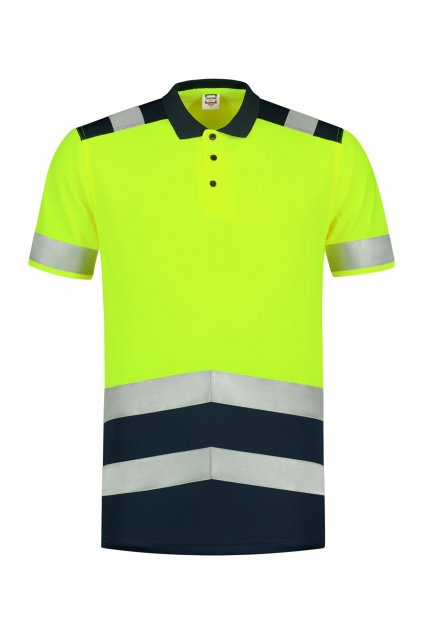 Poloshirt High Vis Bicolor T20 Polokošile unisex, Adler Tricorp