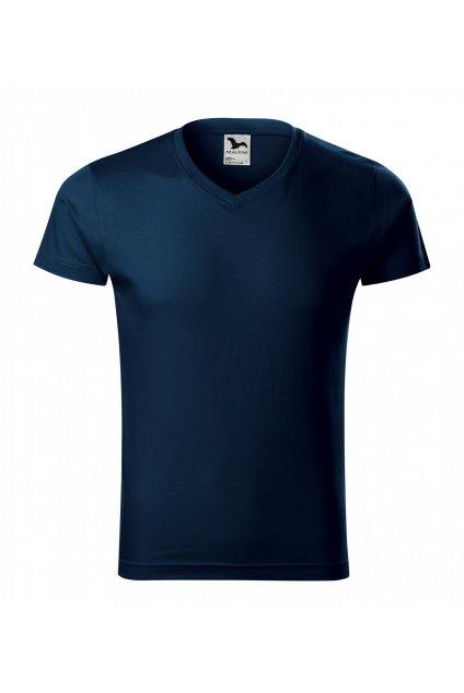 Slim Fit V-neck X46 Tričko pánské