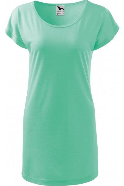 Love X23 Tričko/šaty dámské, pouze velikost XS