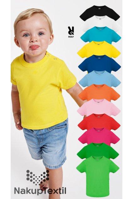 tričko Baby