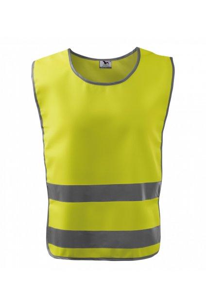 Classic Safety Vest 910 Bezpečnostní vesta unisex, Adler Rimeck