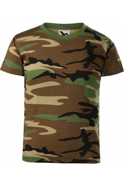 Camouflage 149 Tričko dětské
