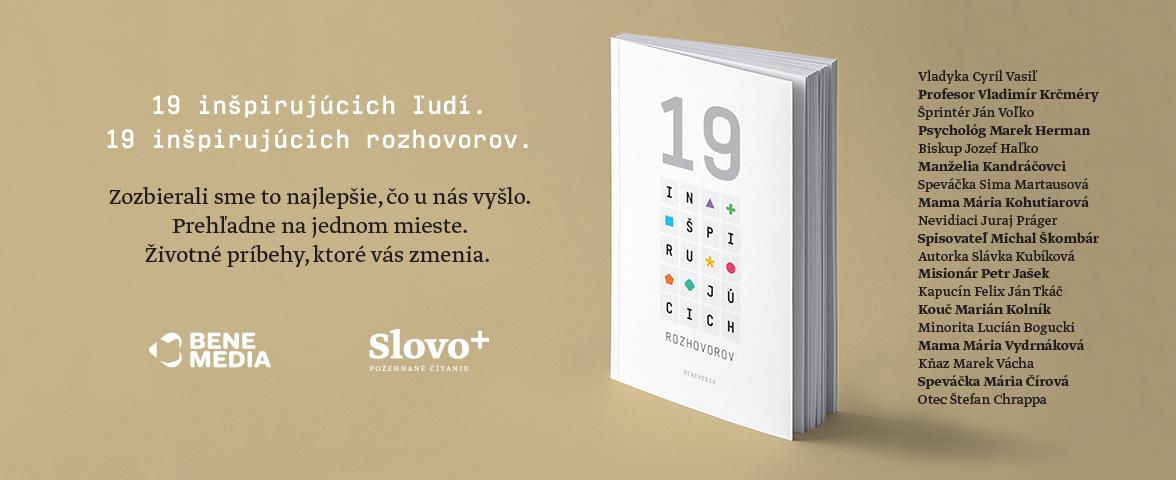 19 inšpirujúcich