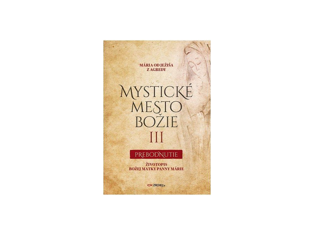 Mystické mesto Božie III – Prebodnutie