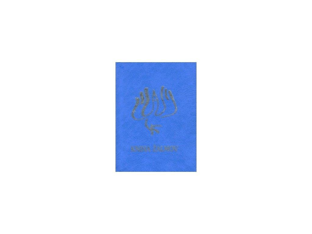 Kniha žalmov - ručná výroba