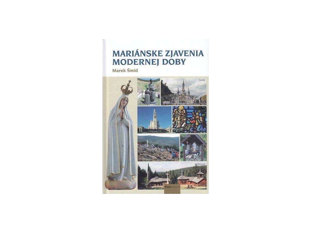 Mariánske zjavenia modernej doby