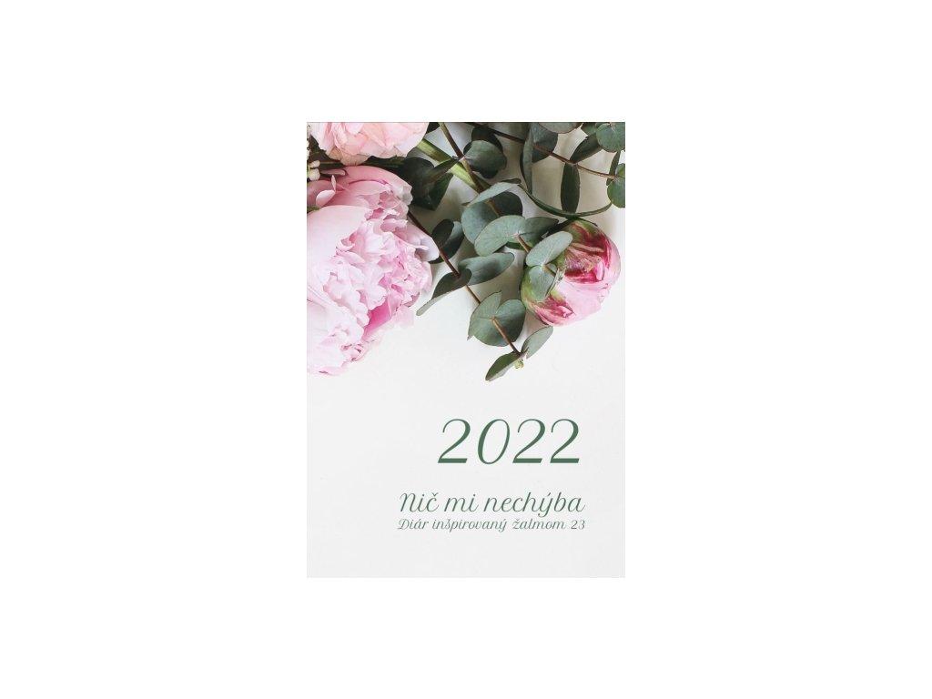 Diár pre veriacu ženu 2022