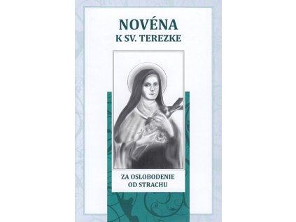 Novéna k sv. Terezke za oslobodenie od strachu