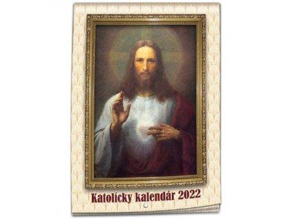 Katolícky kalendár nástenný 1