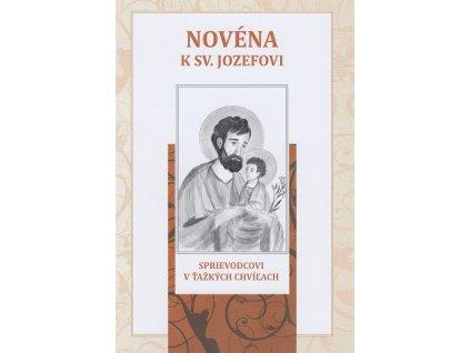 Novéna k sv. Jozefovi sprievodcovi v ťažkých chvíľach