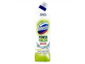 Domestos Power Fresh - lime fresh 700ml