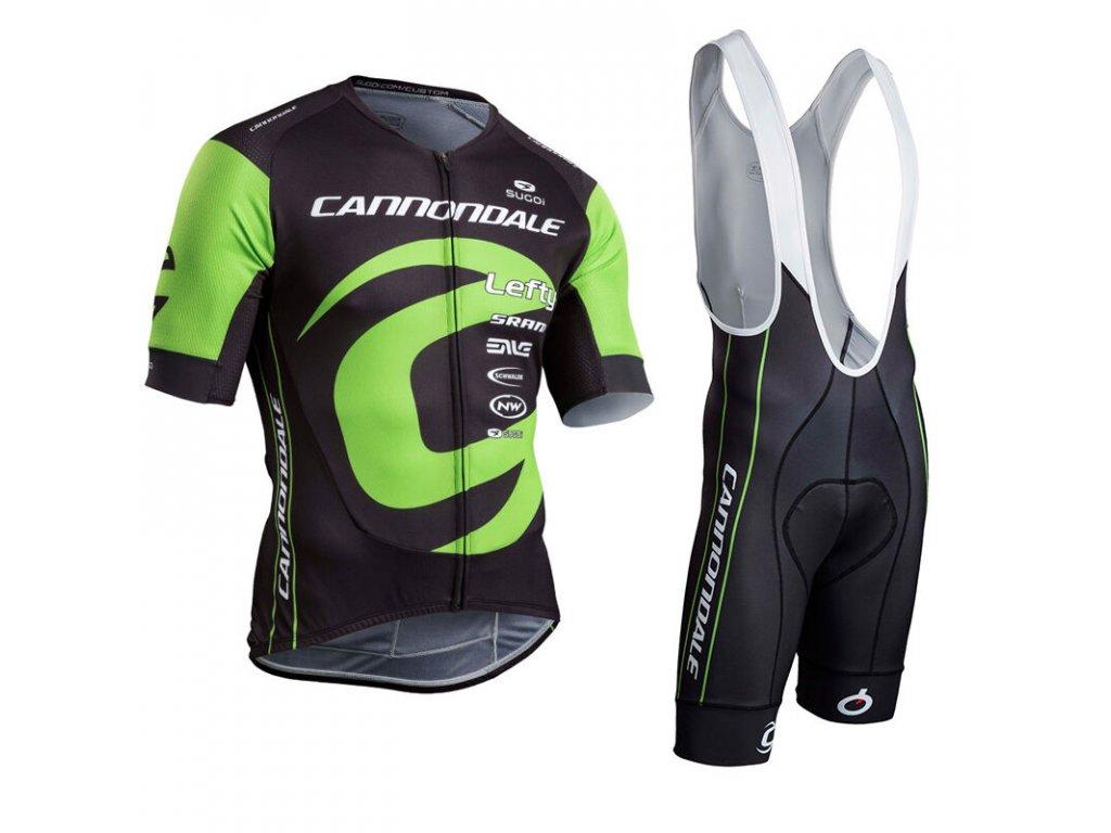 Cyklistický dres pánský Garmin