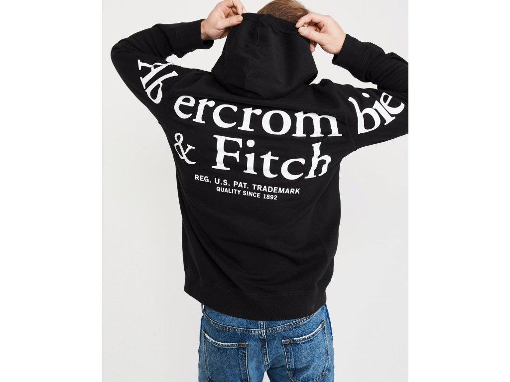 Abercrombie & Fitch luxusní pánská mikina