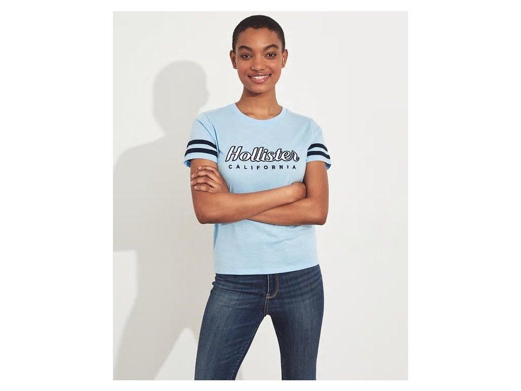 Hollister dámské triko krátký rukáv