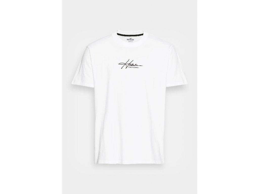 Hollister pánské tričko s krátkým rukávem