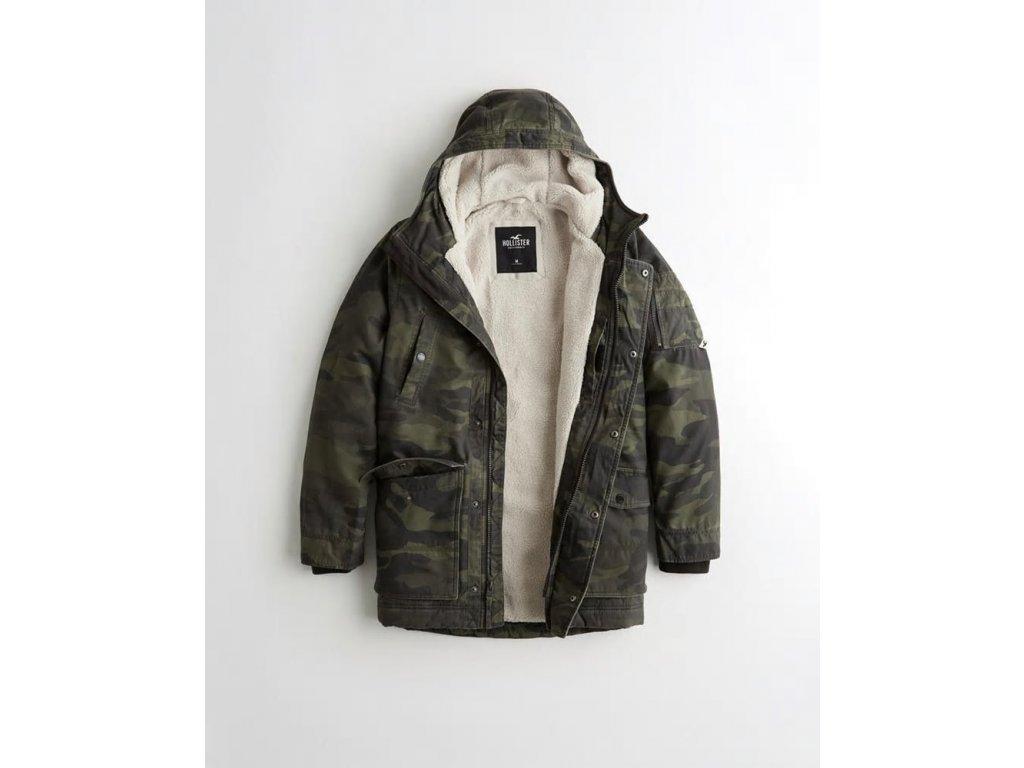 Hollister pánská zimní bunda