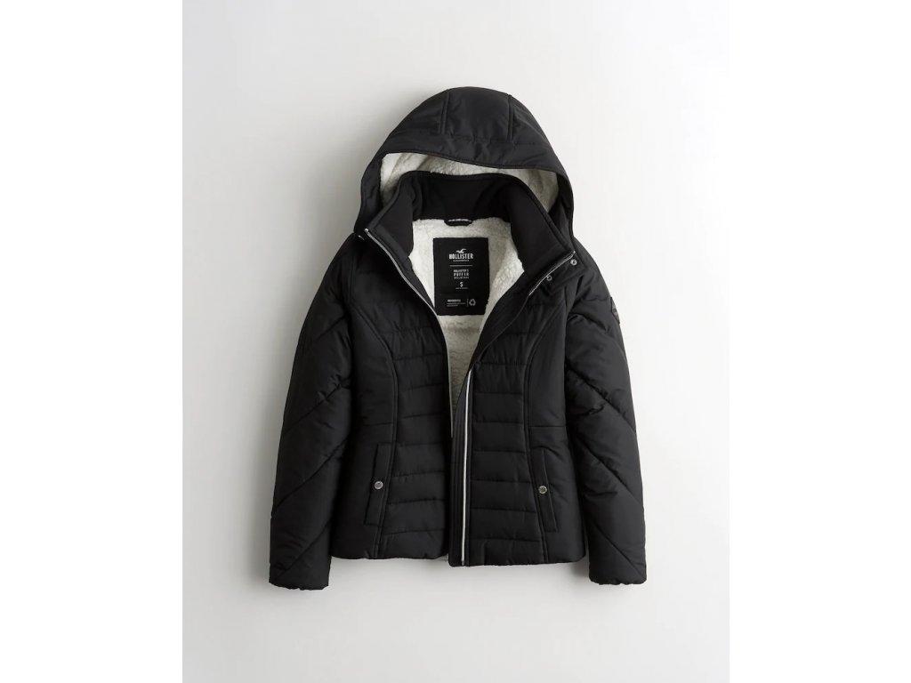 Hollister dámská zimní bunda