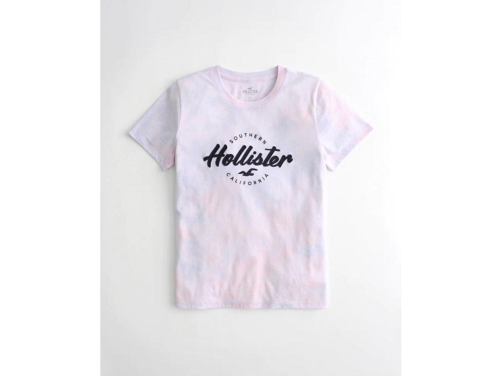 Hollister dámské tričko krátký rukáv