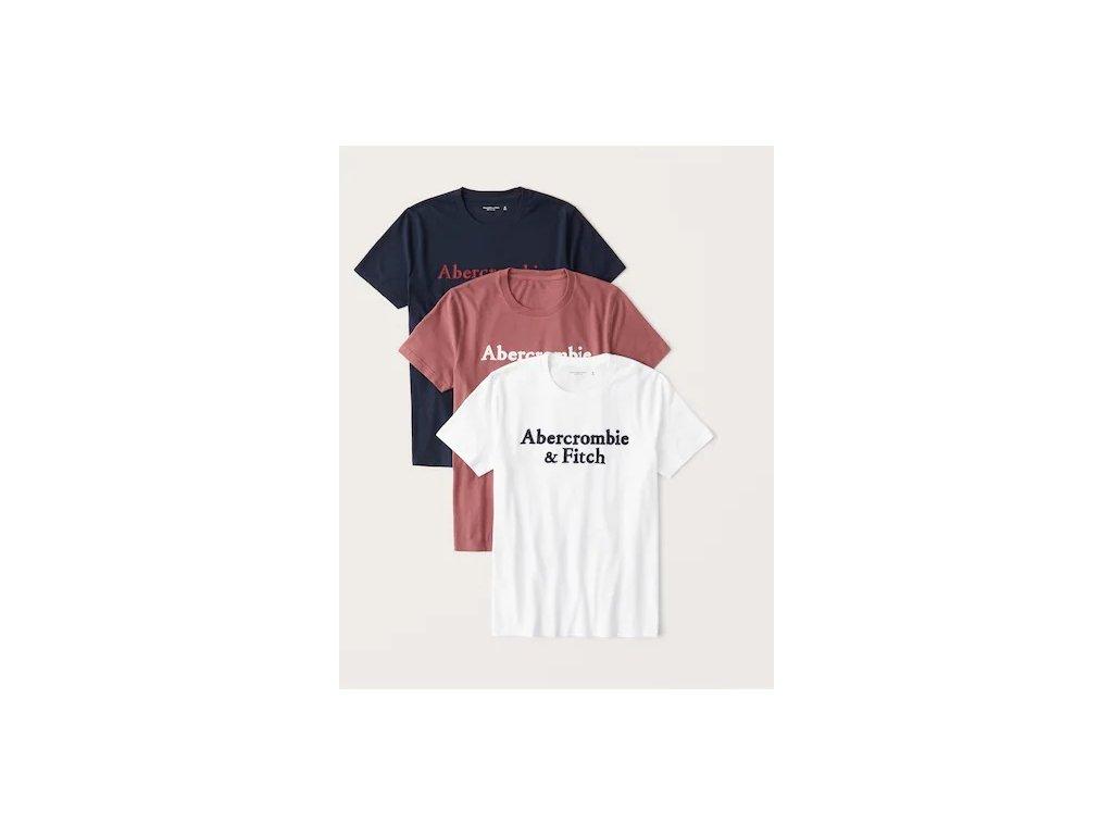 Abercrombie & Fitch pánské tričko