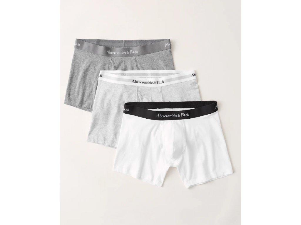 Abercrombie & Fitch boxerky dárkový set