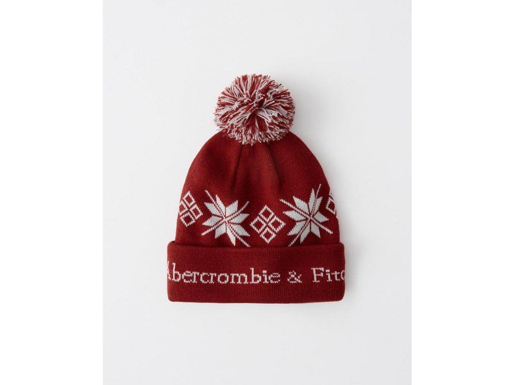 Abercrombie & Fitch zimní čepice