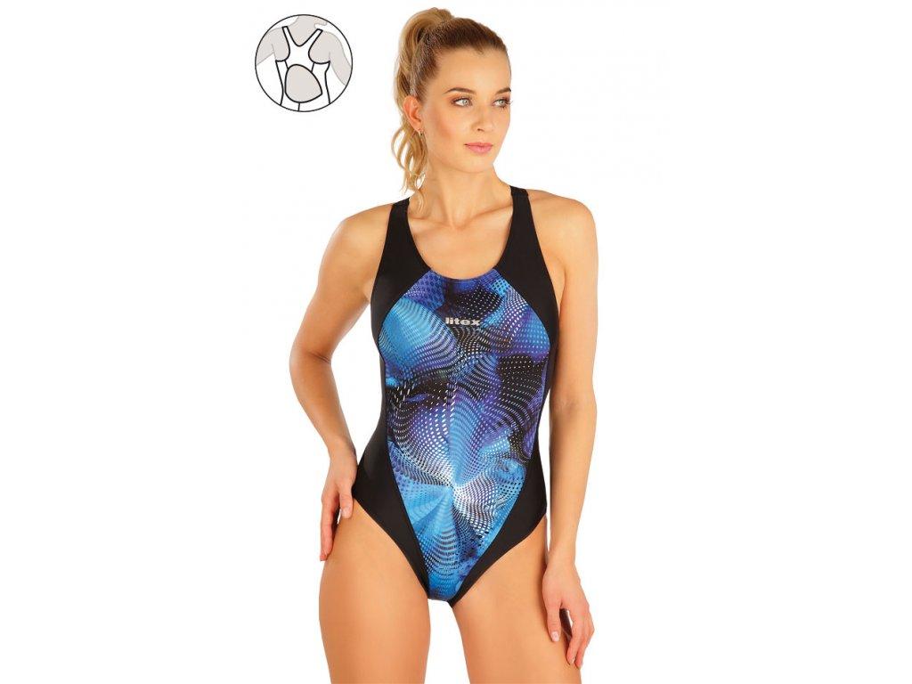 Litex - dámské jednodílné plavky