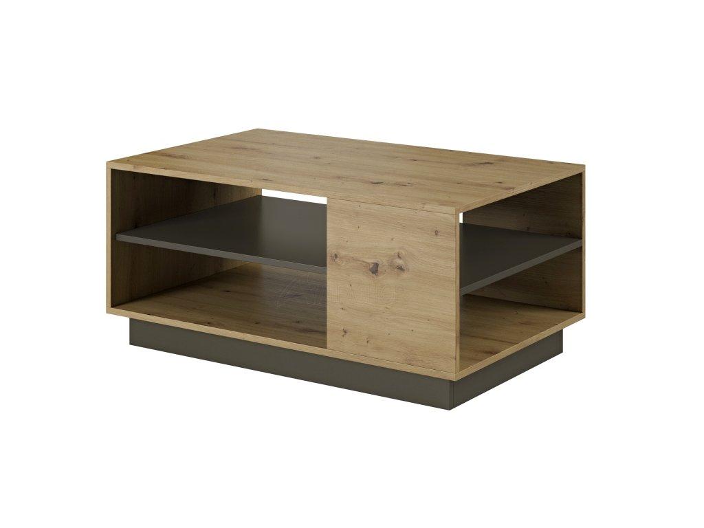 Arko konferenční stolek dub artisan