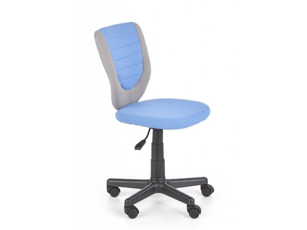 Toby dětská židle modrá