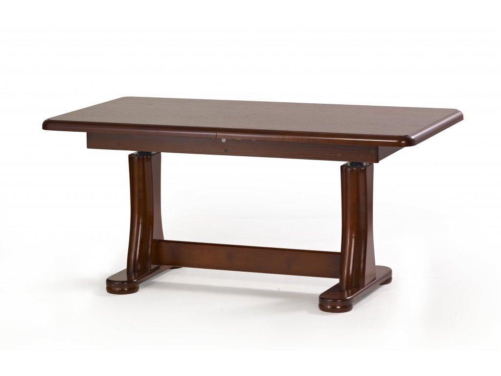 Konferenční stolek TYMON lift barva: kaštan
