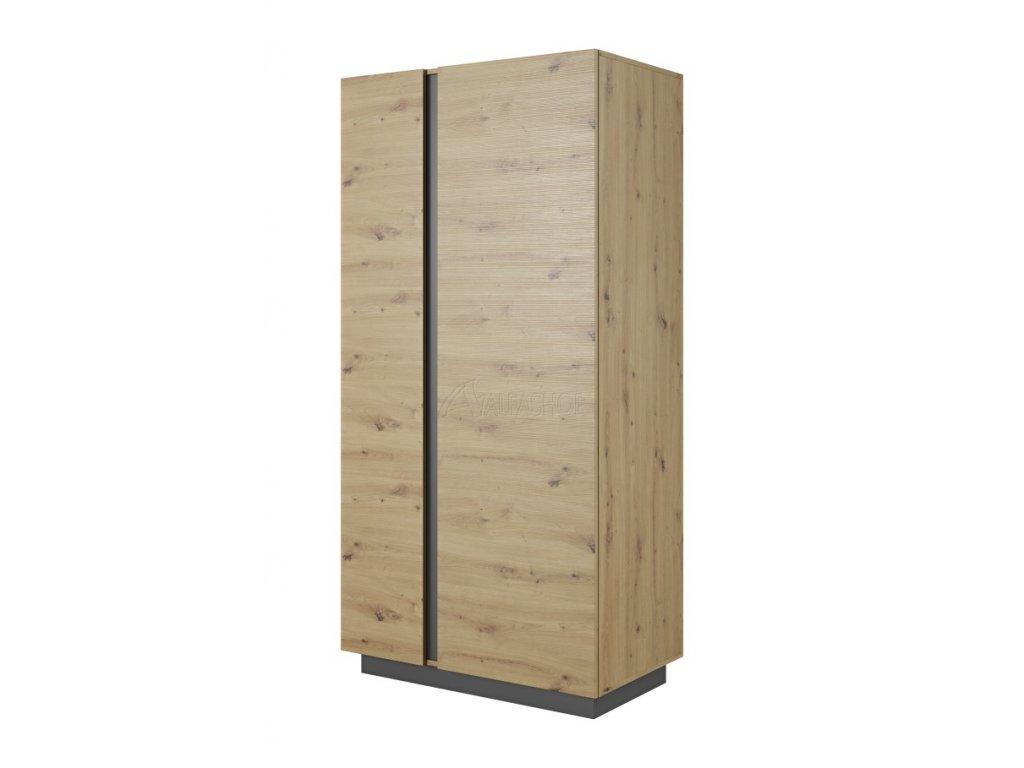 Arko skříň 96 dub artisan