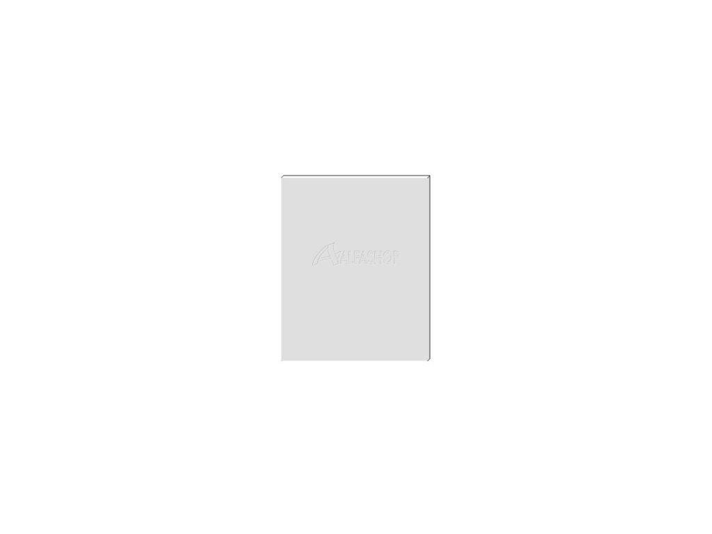 Zoya šedá boční panel 36x29