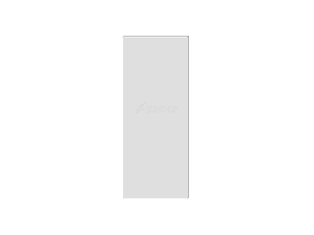 Zoya šedá boční panel 72x29