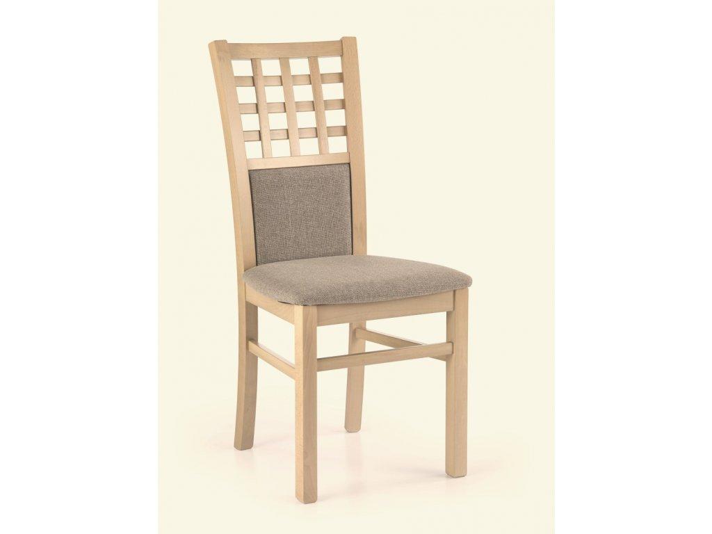 Gerard 3 židle dub sonoma