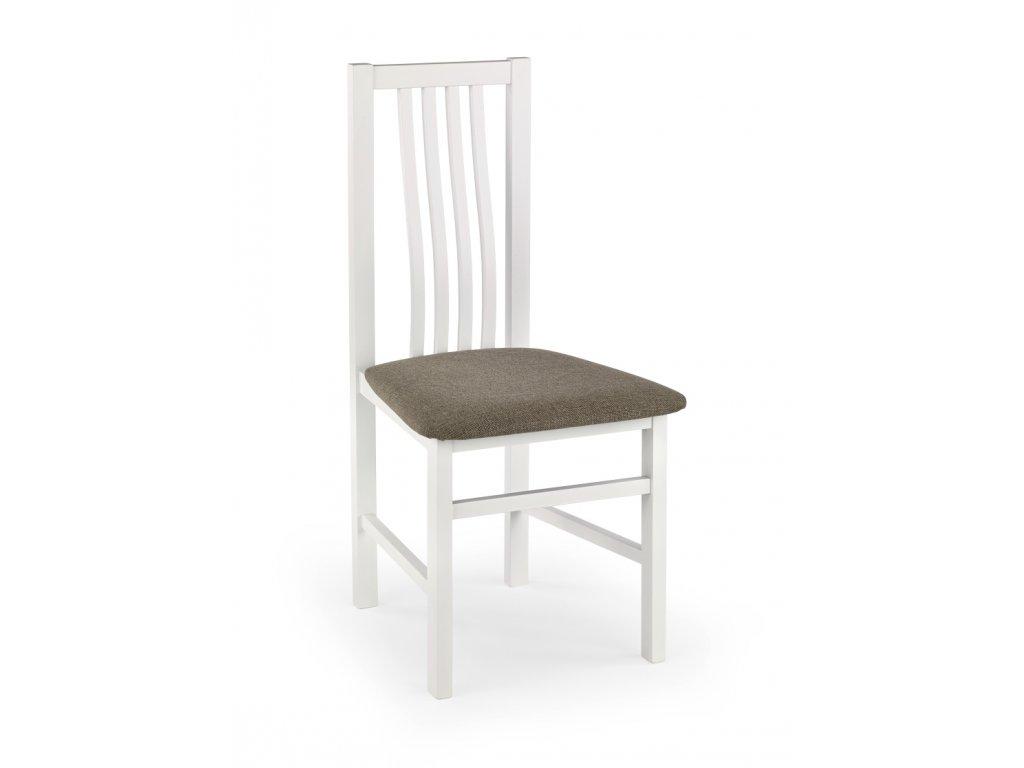 Pawel židle bílá
