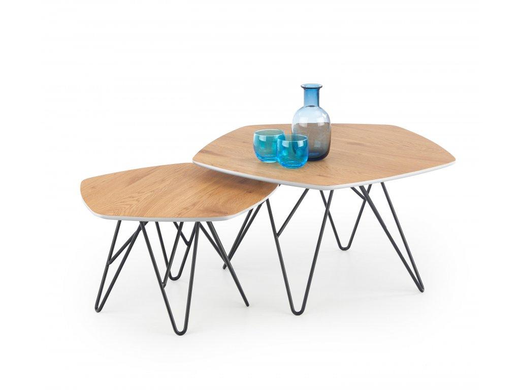 NULA sada dvou c. stoly