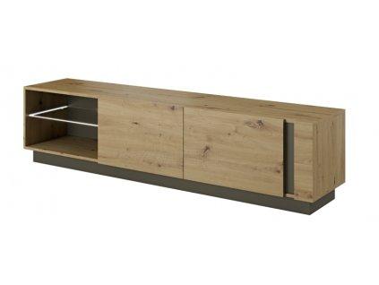 Arko tv stolek 187 dub artisan