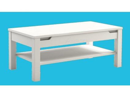 Alaska bílá konferenční stolek